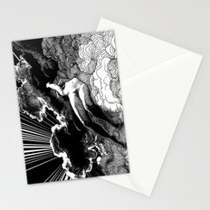 asc 615 - La volupté des formes (The voluptuousness of painting) Stationery Cards