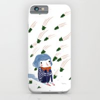 iPhone & iPod Case featuring shooting trees by mloyan
