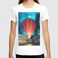balloon T-shirts featuring Balloon by John Turck