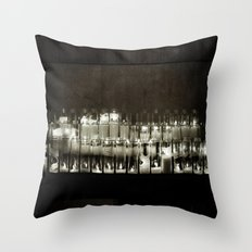It seems to me, you live your life, like a candle in the wind. Throw Pillow