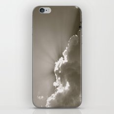 Glory in the Clouds iPhone & iPod Skin