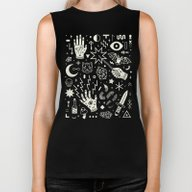 Biker Tank featuring Witchcraft by LordofMasks