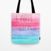 Seize The Day Tote Bag