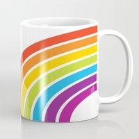 A Rainbow World Mug