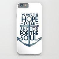 WE HAVE THIS HOPE. iPhone 6 Slim Case