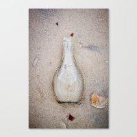 Dead Horse Bottle 1 Canvas Print
