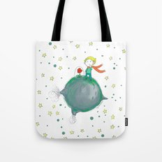 Le Petite Prince Tote Bag