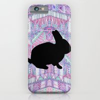 Rabbit Pattern iPhone 6 Slim Case