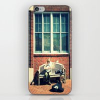 Spirit of Nashville iPhone & iPod Skin