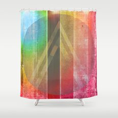 Away Searching For Oceans Shower Curtain