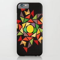 iPhone & iPod Case featuring August sunset by Miguel Á. Núñez I.
