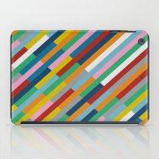 Bricks Rotate 45 iPad Case