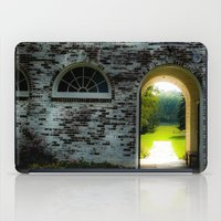 Windows and arches iPad Case