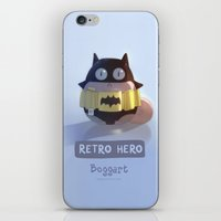 Retro Hero iPhone & iPod Skin