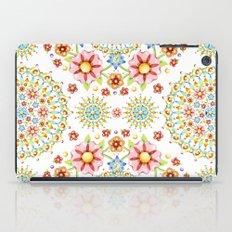 Flower Crown Bijoux iPad Case