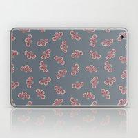 Floral Swarming  Laptop & iPad Skin