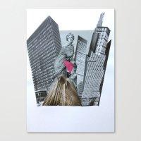 DER SPIEGELSAAL 02 Canvas Print