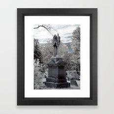 Ethereal Light Framed Art Print