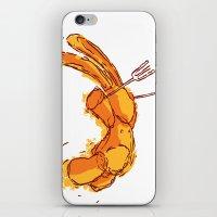 On The Winning Side iPhone & iPod Skin