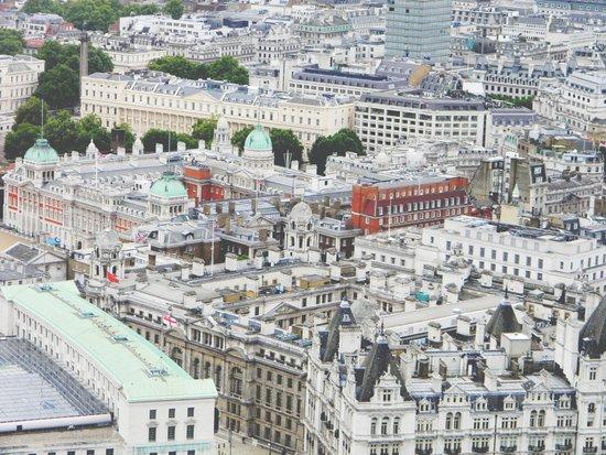 The Charm Of London Art Print