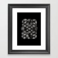 Drawing 7 Framed Art Print