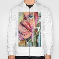 Abstract girl Hoody