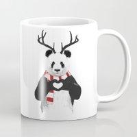Xmas Panda Mug