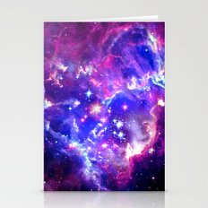 Galaxy. Stationery Cards