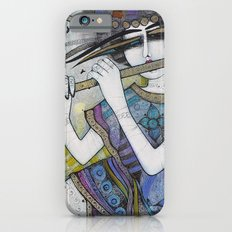 BLUE MELLODY iPhone 6 Slim Case