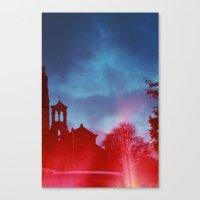 Ranelagh, Dublin.  Canvas Print