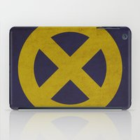 X-Men (Super Minimalist … iPad Case