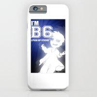 I'm B6 I Pick Up Sticks … iPhone 6 Slim Case