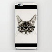 Mr. Piddleworth iPhone & iPod Skin