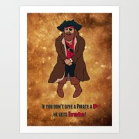 If You Don't Give a Pirate a