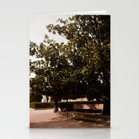 Jardines De Sabatini Stationery Cards