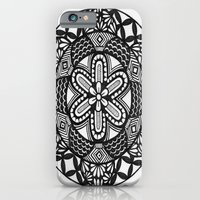 Flower Mandala iPhone 6 Slim Case