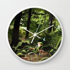 Hey! Wall Clock