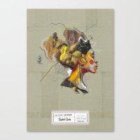 Erykah Badu - Soul Siste… Canvas Print