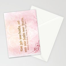 Join your Hands Stationery Cards