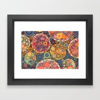 Citrus Fantasy Framed Art Print