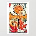 Nr. 564 Art Print