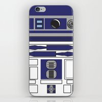 R2D2 - Starwars iPhone & iPod Skin