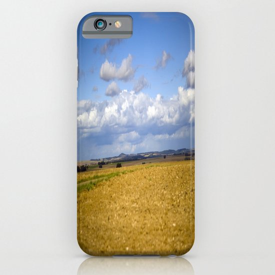 German Countryside iPhone & iPod Case
