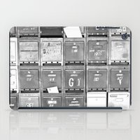 Mailboxes II iPad Case