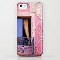 Marrakesh Balcony iPhone 5c Slim Case