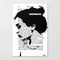 A Beautiful Combination Canvas Print