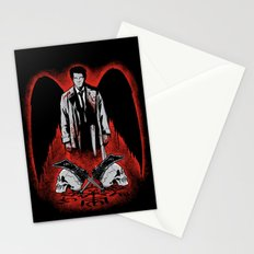 He Who Would Be King Stationery Cards