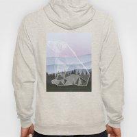 Geometric Nature - Bear … Hoody
