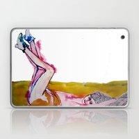 in the depths of the godsick blues Laptop & iPad Skin