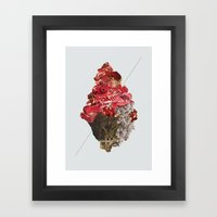 Solid Things 6 Framed Art Print